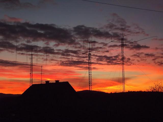 YU1JW фарма антена